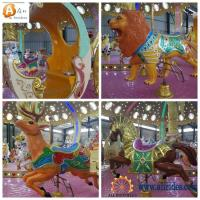 Buy cheap luxury Royal carousel for sale,amusement park joyrides with low factory price from wholesalers