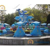 Buy cheap Amusement Park Machine Manufacturer for Family Ride Sharks Island for Kiddie Ride from wholesalers