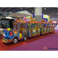 Quality 24 Persons Shopping Mall Outdoor Amusement Park Rides elepha for sale