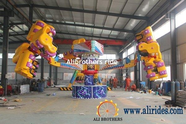 Buy New atraction 24 seats amusement park rides Energy storm for sale at wholesale prices