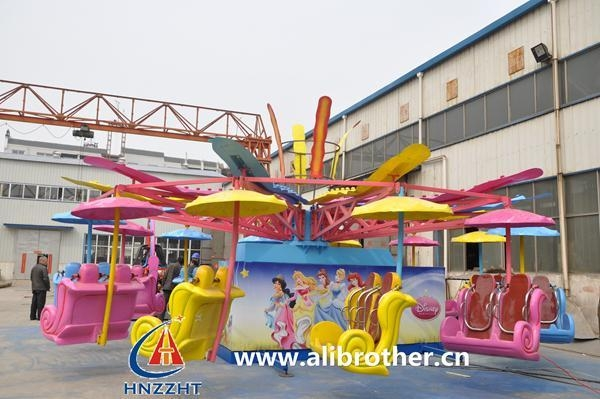 Buy Double flying amusement rides for sale at wholesale prices