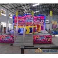 Quality Kiddie Attraction Models Amusement Parks Rides children Disco Tagada for sale