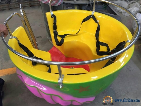 Buy 2018 Popular Amusement jellyfish rides for selling with CE certificate at wholesale prices
