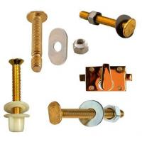 Aluminium Components Brass Toilet Bolts