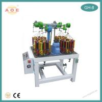 Quality high quality 8 Spindle High Speed Lace Braiding Machine Manufacturers for sale