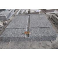 China Tombstone Gravestone Monument Chinese Spary White Granite Tombstone On Sale for sale