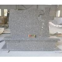 China Tombstone Gravestone Monument Granite G664 Tombstone Headstone For 2016 for sale