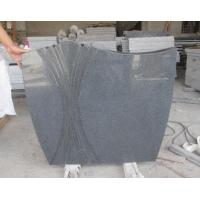 Tombstone Gravestone Monument Granite G654 Tombstone Headstone Hungary Style for sale