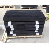 Tombstone Gravestone Monument Shanxi Black Tombstone Sell For Russia Market for sale