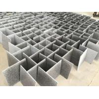 China G603 Granite Thin Tiles China Bianco G603 Grey Granite Project for sale