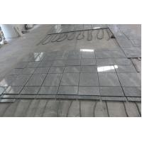 Polished Fujian Grey Landscape Stone Granite Tiles for sale