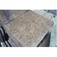 Polished Merry Gold Granite Tiles for sale