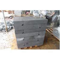 China Machine-Cut Hainan Andesite Kerbstones for sale