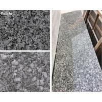 Beautiful amazing Diamond Gray Granite Tiles For Wall Cladding for sale