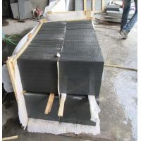China Black Granite Flamed Finish Way With Chamfer for sale