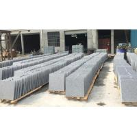 China New G654 Granite Cut To Size Tile For Exterior Wall Cladding New Quarry for sale