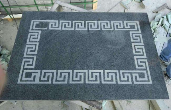Buy G654 Granite Cut To Size Polished and Sand Blast at wholesale prices