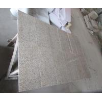 Quality Yellow Color Granite Ming Gold Granite Cut To Size for sale