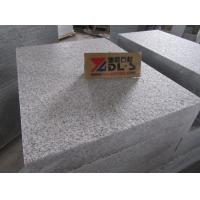 Flamed Finish Grey granite G603 Cut To Size More Thick for sale