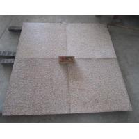 Rusty Yellow G682 Granite Cut To Size Flamed Finish for sale