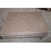 G648 Granite Cut To Size Flamed Finish For Floor Tiles for sale