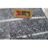 Blue Pearl Granite Thin Tiles Thickness 1.5cm for sale