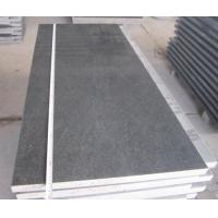 Quality Darker Granite Cut To Size G654 Tiles Top and One long Polish for sale