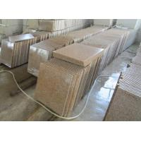 Wholesale Stone G682 Granite Tiles Yellow Color for sale