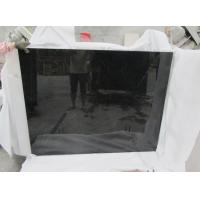 Chinese Marble Tiles Nero Marquina A Grade Wholesale for sale