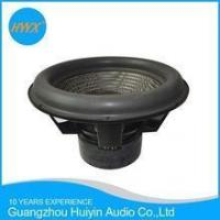 China 10 Subwoofer speaker BW II 10/ 800W RMS subwoofer for sale