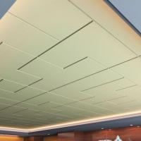 China Acoustics Panels Decorative Soundproof Ceiling Tiles for Office on sale