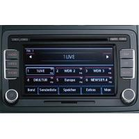 Buy cheap Volkswagen RCD 510 Touchscreen DAB Radio from wholesalers