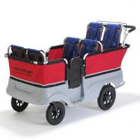 Buy Standard Winther Turtle Kiddy Bus - 6 Seat, Six Passenger Pram, 6 Child Buggy at wholesale prices