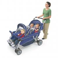 Buy Bye Bye Stroller - 6 Seat (Incl FREE Raincover), Six Child Pram, Buggy for 6 Children at wholesale prices