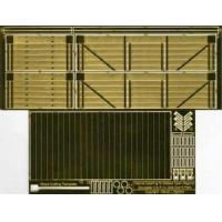 Buy Internal Detailing Sets for Slaters Private Owner Wagons Gloucester C & W Co. 6 Plank Side Door at wholesale prices