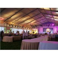 Quality clear span structure wedding tent in Guangdong for sale