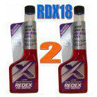 China Redex 2 Petrol Additive Fuel Injector Treatment Performance Cleaner 250ml Bottle RDX10 on sale