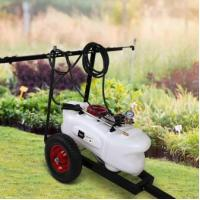 Quality BLACK ATV SPRAYER - AP 60D ON TRAILER FOR QUAD OR TRACTOR for sale