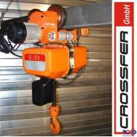 Quality Trolley Chain Hoist 500kg for sale