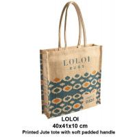 Quality Jute Tote Bags Product CodeANB1830 for sale