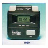 Multi-Timer Quartz A1980Digital Stop Watch, Electronic, CE-type