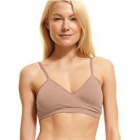 Buy cheap womenswear organic cotton & bamboo cross over bra from wholesalers