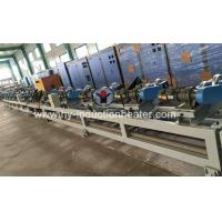 Induction Heat Treating Steel pipe normalizing line for sale