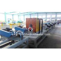 Induction Heat Treating Copper pipe annealing for sale