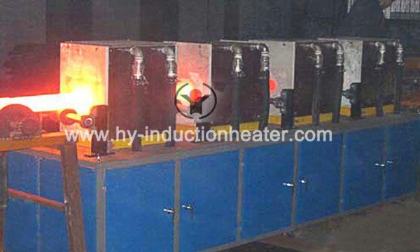 Buy Induction Heat Treating Steel bar heat treatment equipment at wholesale prices