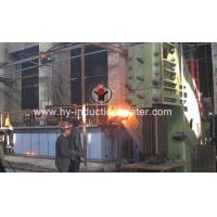 China Induction Forging Heating Round bar forging equipment for sale