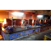 Induction Forging Heating Steel billet rolling equipment for sale