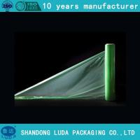 China 3 Layer pe stretch film / 80 Gauge pallet wrap film on sale