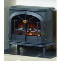 Quality Fires Dimplex Stockbridge Electric Optiflame Freestanding Fire for sale