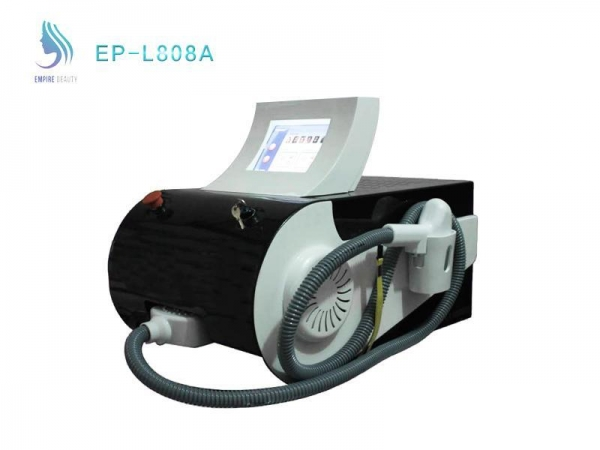 Portable Diode Laser Hair Removal Machine 808nm 810nm For